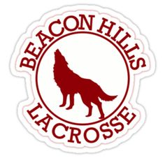 """""""Beacon Hills Lacrosse 