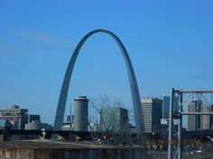 St. Louis Arc in Missouri