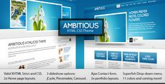Deals Ambitious - Business & Portfolio HTML CSS ThemeYes I can say you are on right site we just collected best shopping store that have