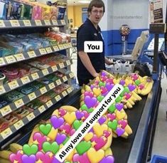 I love this new stuff with making kind and supportive memes because we need more love in le world Memes Amor, Dankest Memes, Funny Memes, Hilarious, Memes Lindos, Heart Meme, Cute Love Memes, Love Me Meme, Wholesome Memes
