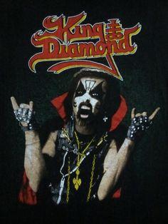 King Diamond 87 Tour