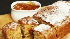 グルテンフリー·オレンジマーマレード·ケーキレシピ