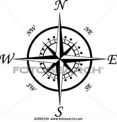 "my compass rose tattoo with the quote ""Not all who wander are lost"" around it Nautical Compass Tattoo, My Compass, Compass Tattoo Design, Compass Icon, Wall Stickers Murals, Wall Decal Sticker, Compass Vector, Compass Navigation, Compass Tattoo"