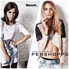 Points of difference Penshoppe, Cara Delevingne, Crop Tops, Tank Tops, Bench, T Shirts For Women, Fashion, Moda, Halter Tops