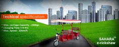 Shiva Group is one of the best sahara e-rickshaw in Uttaranchal. Find detail on E-Rickshaw importers, suppliers, distributors and manufacturers companies in India.