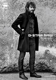 G-Star Raw - Vincent Gallo