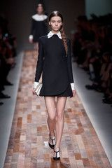 Valentino at Paris Fashion Week Fall 2013 - StyleBistro