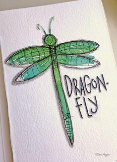 elvie studio: inspiration on monday…..dragonfly