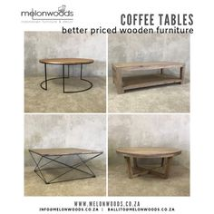 Interior Styling, Interior Decorating, Interior Design, Wooden Furniture, Furniture Decor, Solid Wood Coffee Table, Decorating Coffee Tables, Online Furniture, Shapes