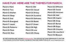 mcpphotoaday march2