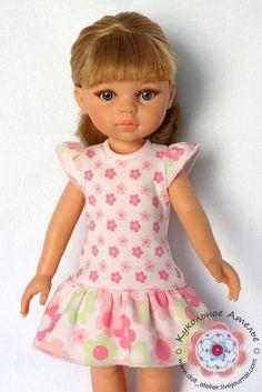 Summer dress, free pattern