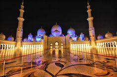» 35 fotos de uno de los templos más bonitos del mundo (Mezquita Sheikh Zayed, Abu Dabi) Viajes – 101lugaresincreibles -
