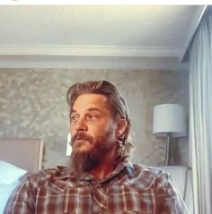 Travis Fimmel, Bad Boys, Button Down Shirt, Men Casual, Actors, Face, Mens Tops, Beautiful, Vikings