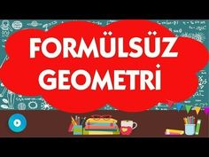 GEOMETRİ FORMÜLSÜZ SORU ÇÖZÜM HİLELERİ | ABDÜL AZİZ GÜRBÜZ | YKS(TYT)-KPSS-ALES-DGS-8.SINIF-LİSE - YouTube Geometry Formulas, Irrational Numbers, Science Education, Mathematics, Cheating, Einstein, Physics, Student, Physique
