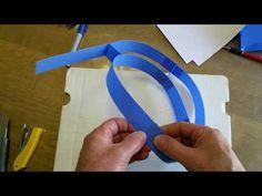 Fabriquer une visière de protection Covid-19 - YouTube