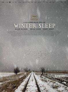 Winter Sleep - Nuri Bilge Ceylan Cannes 2014, Palme d'Or Winner