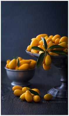 Kumquats via Teenie Cakes