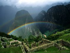 I want to visit Peru so bad. Every time I see pictures, they take my breath away.