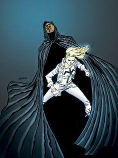 Cloak & Dagger - Brian Level