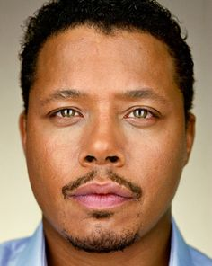 Terrence Howard....I could get lost in those eyes...