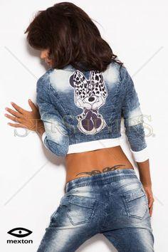 Mexton Fresh Outwear Blue Set
