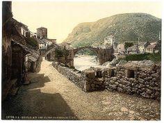 Mostar Saray Bosna'nın incisi. Osmanlı'nın gözbebeği.