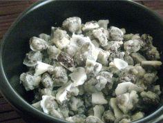 Coconut Covered Raisins