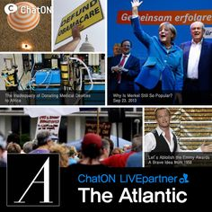 """[ChatON LIVEpartner] The Atlantic/ We introduce you """"ChatON LIVEPartner - The Atlantic"""".""""The Atlantic""""   has been offering pioneering insights into the worlds of culture, politics, business, technology, literature, and art. Through """"The Atlantic"""", keep up with the illuminate articles that are new, fresh, and the first. ChatON LIVEpartner The Atlantic을 소개해 드립니다. The Atlantic에서 세계의 신선한 이슈들을 다룬 명확한 논점의 기사들을 만나 보세요!"""