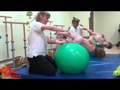 Intensive Therapy Program- Cerebral Palsy - YouTube