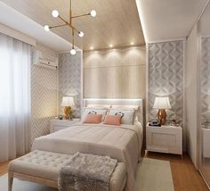 Jesus amado, que quarto mais lindo! Autoria de Marília Zimermann Arquitetura   @decoreinteriores ✨ meu insta: @lorefelima