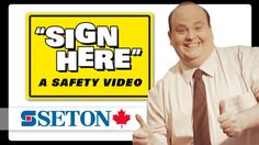 Meet Tony... He's a lovable knucklehead who happens to be in charge of the company's signage... and boy oh boy... what trouble he gets into! Follow the crazy antics of Tony and learn a little bit about how to make your facility safer with safety signs from Seton in this hilarious parody of safety training retro videos of the 1950's and 1960's!