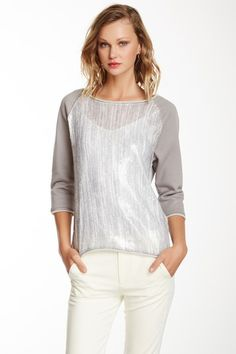 Sandrine Knit Pullover by Elie Tahari on @HauteLook