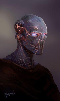 cyborg 91083 by Bilous Bohdan