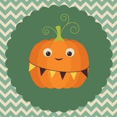 In this tutorial you will learn how to create a retro Halloween greeting card in Adobe Illustrator. It will include an easy to create pumpkin and a simple background. You will use the basic shapes and a little bit of the Pen Tool (P). This is a great tutorial for beginners, so let's begin! | Difficulty: Beginner; Length: Medium; Tags: Illustration, Character Design, Vector, Adobe Illustrator