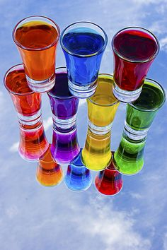 on a nice summers day...sharing some shots with some good friends and family you can never go wrong!