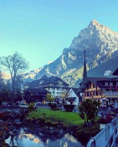 Kandersteg Switzerland