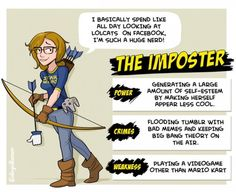 The Imposter by Caldwell Tanner