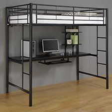 Belfort Twin Loft Bed
