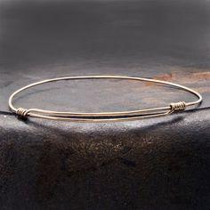 Gold Unisex Expandable Bracelet, 14k Gold Filled Adjustable Thin Wire Bangle Bracelet, Men Gold Bangle Minimalist Bracelet, Gold Men Jewelry - pinned by pin4etsy.com
