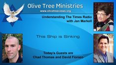 This Ship is Sinking – Chad Thomas and David Fiorazo Psalm 27, Jesus Is Lord, God, Last Day Events, Philippians 1 9, Humility, Forgiveness, Understanding The Times, Dios