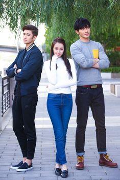 Zhang Yun Long, Dilraba Dilmurat headline Pride and Prejudice Asian Actors, Korean Actors, Film China, Eternal Love Drama, Chines Drama, Really Good Movies, Chinese Movies, New Wife, Ulzzang Couple
