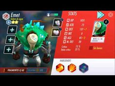 Heroes of Rings Dragons War android game first look gameplay español