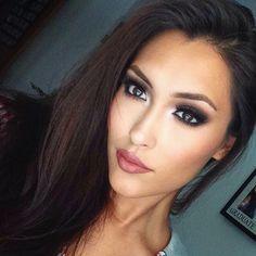 ⠀⠀⠀⠀⠀⠀⠀⠀⠀M I R Y A M ⠀D Í A Z @makeup_amor | Websta (Webstagram) #makeuplook