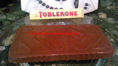 Recopilatorio de recetas thermomix: Turrón toblerone con thermomix
