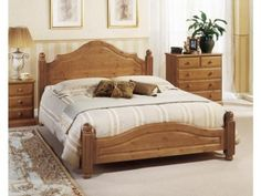 Bedroom: Low Bed Frame Made Of Wood Looks Normal from Wanna Feel Like A King? Choose the King Size Bed Frames Traditional Bedroom Design, Wooden Bed Design, Furniture, Wooden Bed Frames, Bedroom Bed Design, Bed Design, King Size Bed Frame, Bed Furniture, King Size Bed