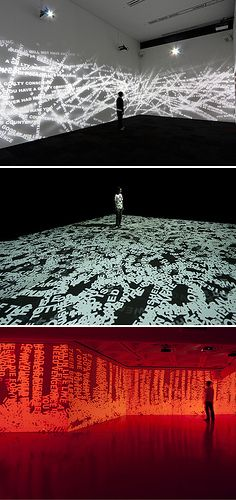 The Seven Seals is an on-going series of seven digital video installations using texts and computer technology to show Kinwah Tsang's though...