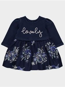 Baby Girl Clothes Online: Floral Dress – Novelty-Characters