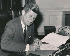 John F. Kennedy - 1962