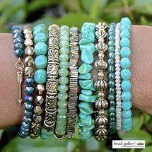 Bijoux – Tendance : DIY Bohemian Groove Bracelet featuring beads available at /michaels… Bohemian Jewelry, Beaded Jewelry, Jewelry Bracelets, Handmade Jewelry, Bohemian Bracelets, Bohemian Fashion, Silver Bracelets, Bracelet Fil, Do It Yourself Fashion