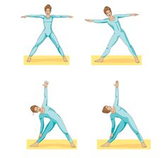 triangle-pose-group